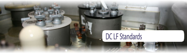 DC LF and standard calibration