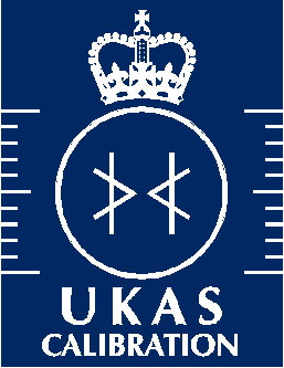 TER is UKAS accredited for calibration and this logo can only legally be shown by UKAS accredited laboratories